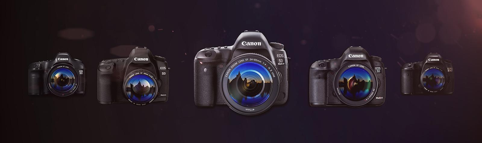 Canon – Storie di EOS 5D Tour